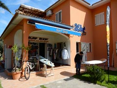 Il Wet Dreams Surf Shop - Foto esterno