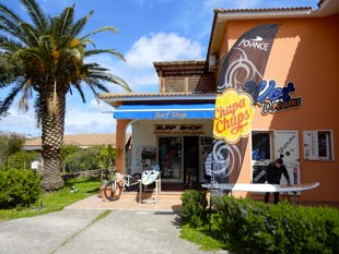 Wet Dreams Surf Shop - Vista dall'esterno
